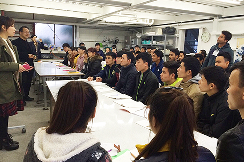 入国法定講習を受講可能な学院−関西中部国際学院